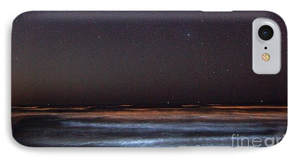 IPhone Case featuring the photograph Night Beach by Martin Konopacki
