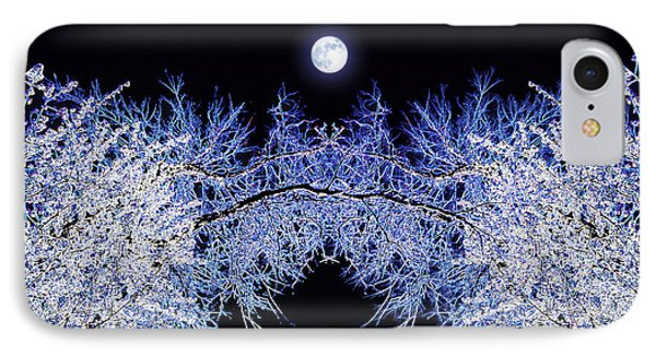 Night Blooms IPhone Case