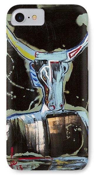Night Bull IPhone Case