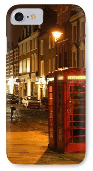 Night Call IPhone Case by Mike McGlothlen