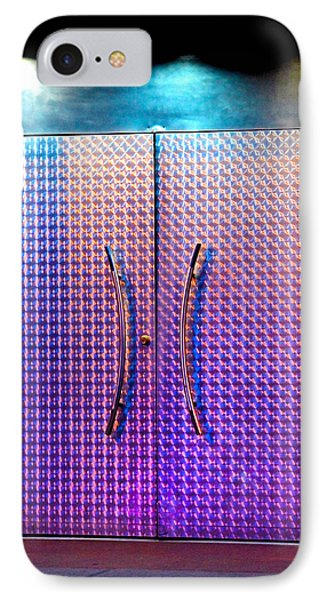 Night Club Entrance IPhone Case by Lena Wilhite