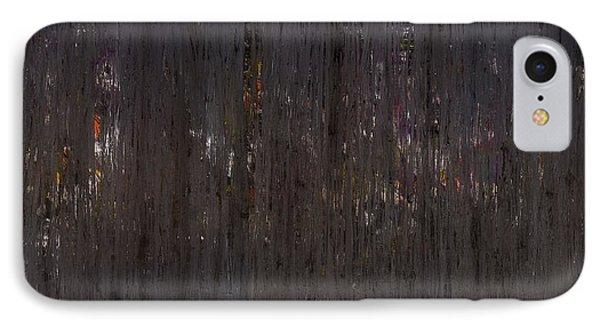 Night Falls On Manhattan IPhone Case by James Mancini Heath