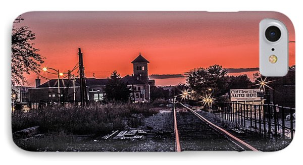 Night Falls IPhone Case by Ray Congrove