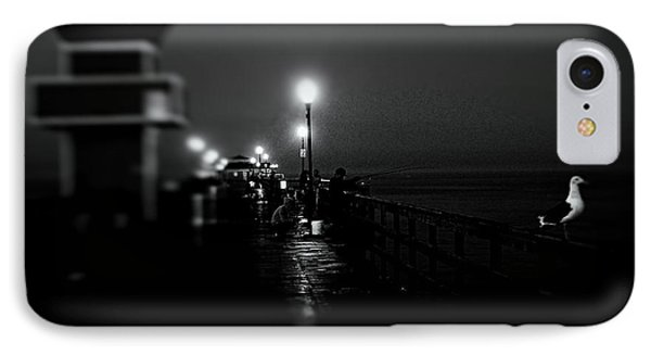 Night Fisherman IPhone Case