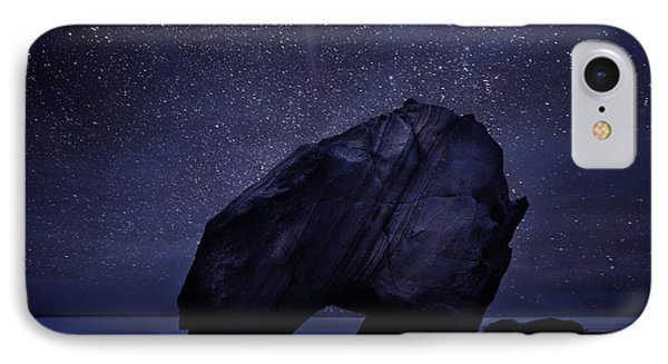 Night Guardian IPhone Case by Jorge Maia