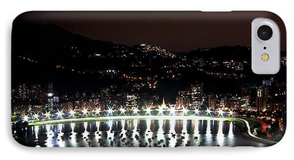 Night In Rio De Janeiro IPhone Case by Daniel Precht