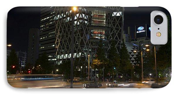 Night In Shinjuku IPhone Case by David Bearden