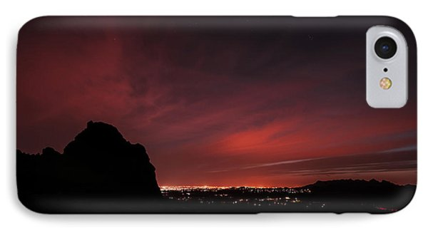 Night Lights IPhone Case by Anthony Citro
