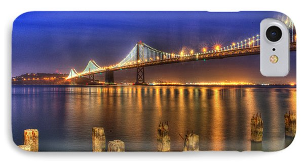 Night Lights IPhone Case by Patricia Dennis