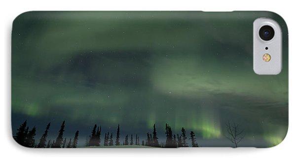 Night Lights IPhone Case by Priska Wettstein