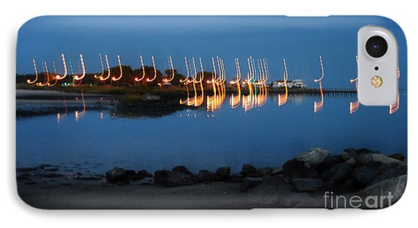 Night Notes IPhone Case by Skip Willits