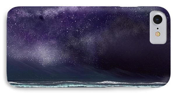 Night Of A Thousand Stars IPhone Case by Anthony Fishburne