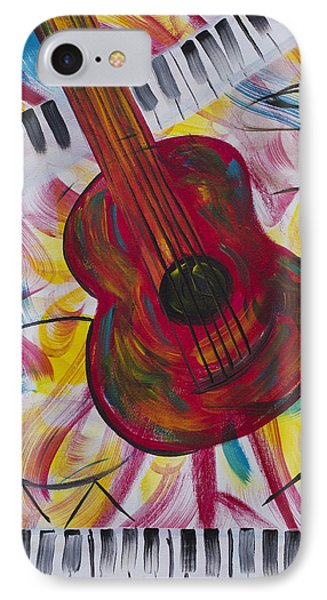 Night Out Phone Case by Robin Hillman