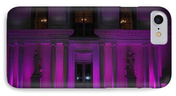 Night Purple IPhone Case