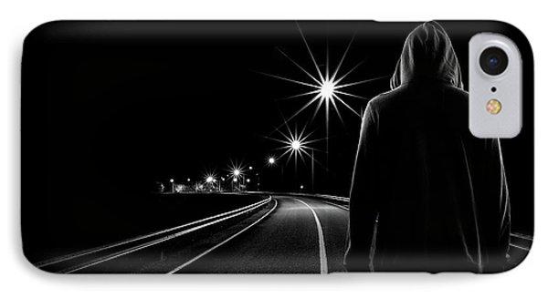 Night Road IPhone Case