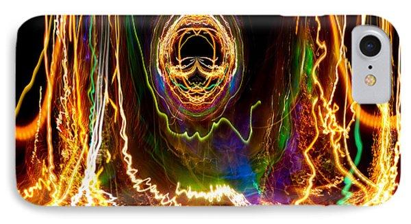 Night Run 2 IPhone Case by Art Mccaffrey