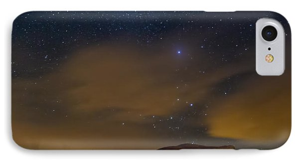 Night Sky IPhone Case by Beverly Parks