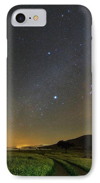 Night Sky In Dark Sky Reserve IPhone Case by Babak Tafreshi