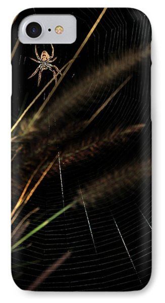 Night Stalker IPhone Case by Joseph G Holland