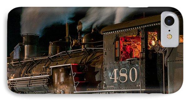 Night Train IPhone Case
