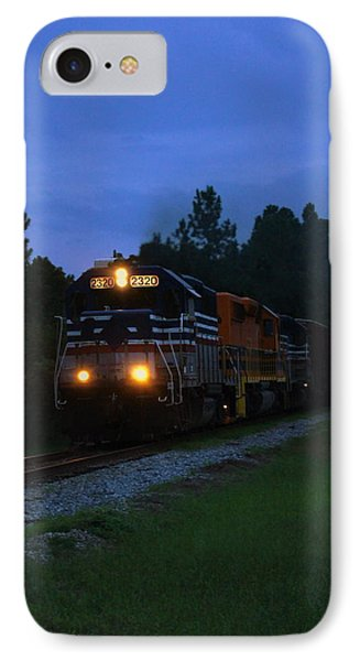 Night Train Phone Case by Paul  Wilford
