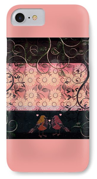 Night Turned To Day IPhone Case by Sherry Flaker