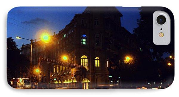 Night View IPhone Case by Salman Ravish
