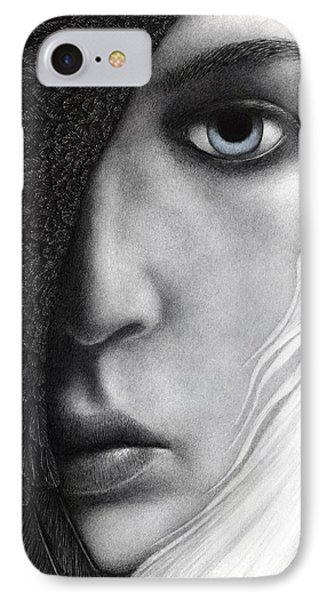 IPhone Case featuring the painting Night Vision by Pat Erickson