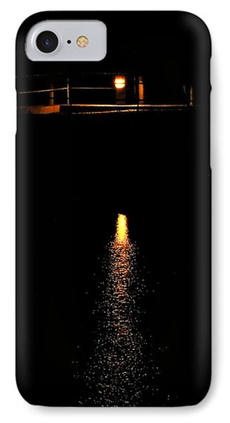 IPhone Case featuring the photograph Night Watch by Glenn Feron