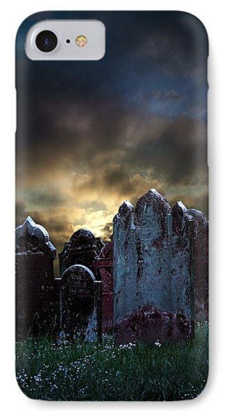 Nightmare Hill Phone Case by Svetlana Sewell