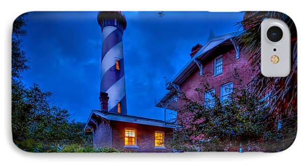 Nightshift IPhone Case by Marvin Spates