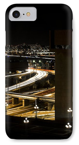 Nighttime Commute  Phone Case by Andrew Pacheco
