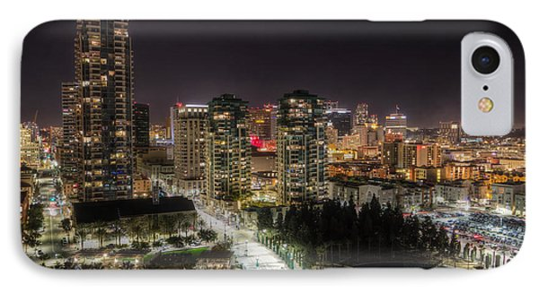 IPhone Case featuring the photograph Nighttime by Heidi Smith
