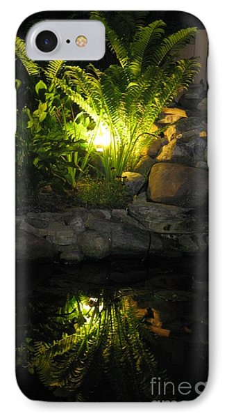 Nighttime Reflection Phone Case by Debbie Finley
