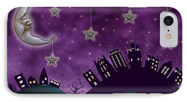 Nighty Night IPhone Case by Juli Scalzi