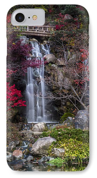 IPhone Case featuring the photograph Nishi No Taki by Sebastian Musial