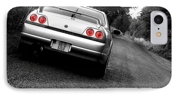 Nissan Skyline Phone Case by Eddie Armstrong