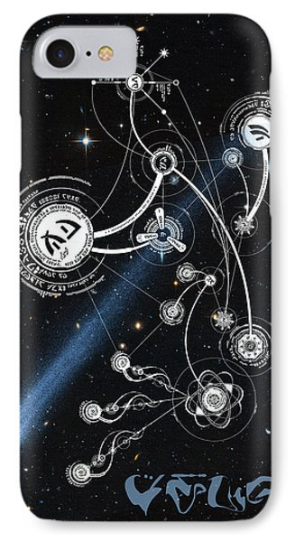 No. 1 Alien Greeting Card IPhone Case