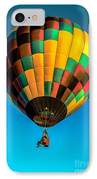 No Basket Ride IPhone Case by Robert Bales