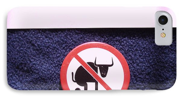 No Bull IPhone Case