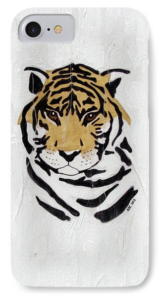 IPhone Case featuring the painting No Escape by Stephanie Grant