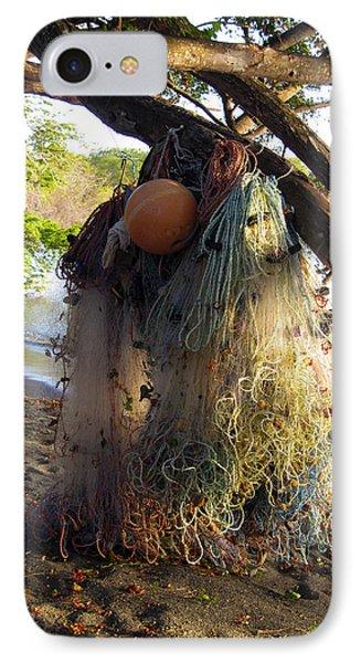 No Fishing Today Ometepe Island Nicaragua Phone Case by Kurt Van Wagner
