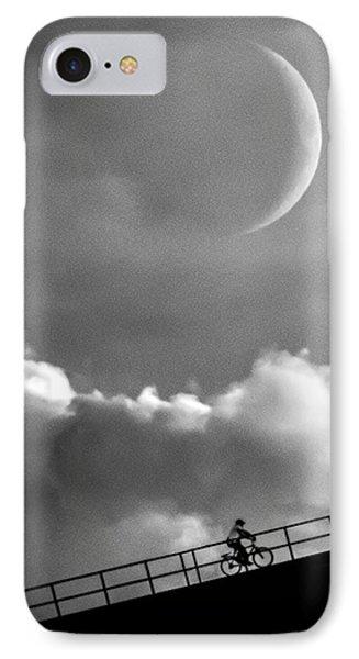 No Turning Back IPhone Case by Bob Orsillo