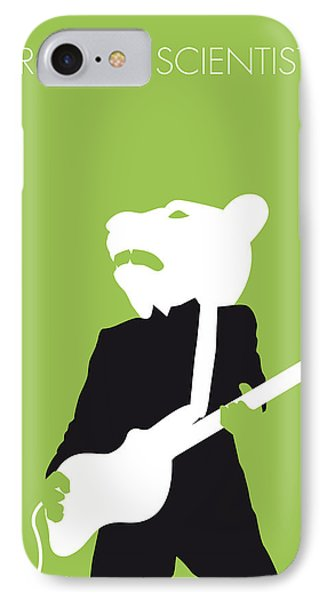 No006 My Teddy Bears Minimal Music Poster IPhone Case
