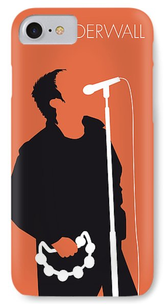 No023 My Oasis Minimal Music Poster IPhone Case