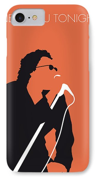 No033 My Inxs Minimal Music Poster IPhone Case by Chungkong Art