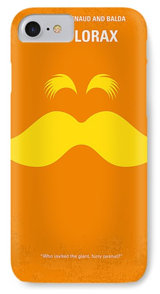 No261 My The Lorax Minimal Movie Poster IPhone Case