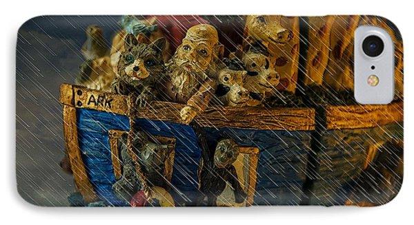 Noah's Ark Phone Case by Donald Davis