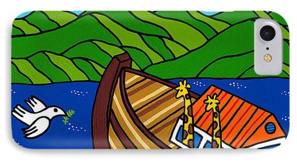 Noah's Ark IPhone Case