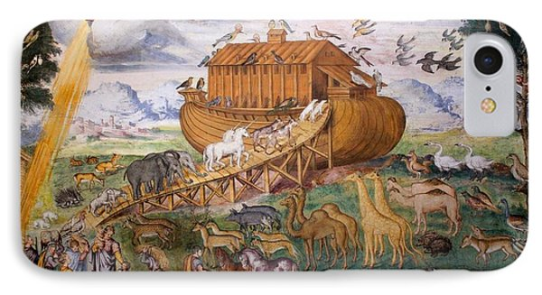 IPhone Case featuring the photograph Noah's Ark - Two By Two by David Grant